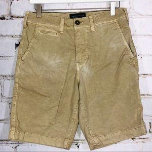 AMERICAN Eagle khaki shorts men's 28 boys xl